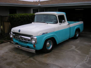 1957 Ford Truck