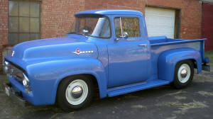'56 ford F100 Pickup