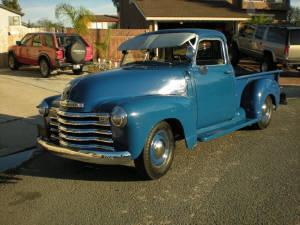 1949 Chevy C3100