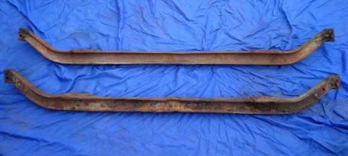 1961-71 Dodge Dropped Axle