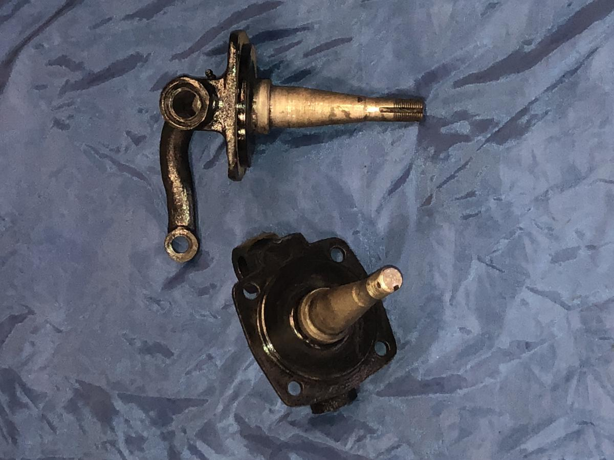 1955 Ford F100 Front Spindles
