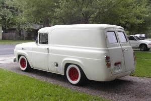 1959 F-100 Ford Panel Truck